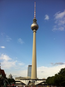 tower in berlin
